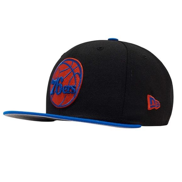 size 40 2e896 c438b New era Philadelphia 76ers Sixers Barcelona Hat